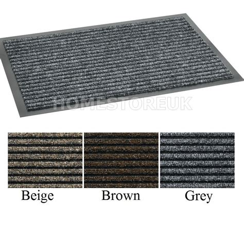 best outdoor doormat for dirt bruce strake heavy duty absorber door mat barrier dirt