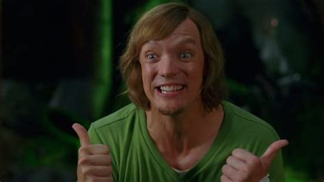 Matthew Lillard Does Shaggy Voice For Crying Girl