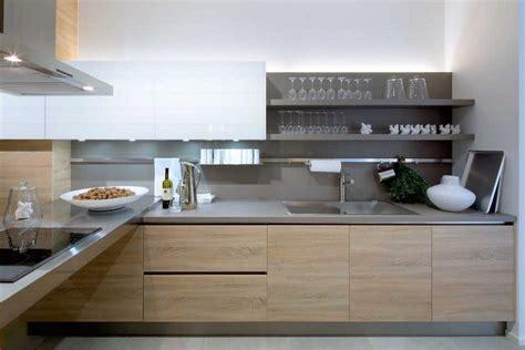 caisson meuble cuisine sans porte cuisine gris et bois en 50 modèles variés pour tous les goûts