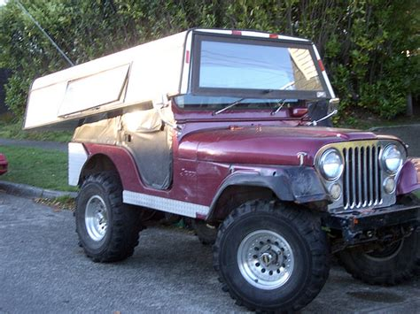 Custom Jeep Cj 5 Removable Hardtop Flickr Photo Sharing