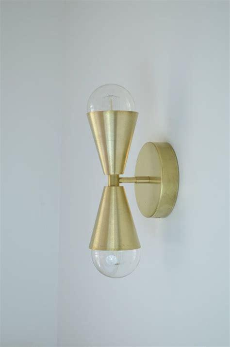 wall lights design exles of brass wall light antique
