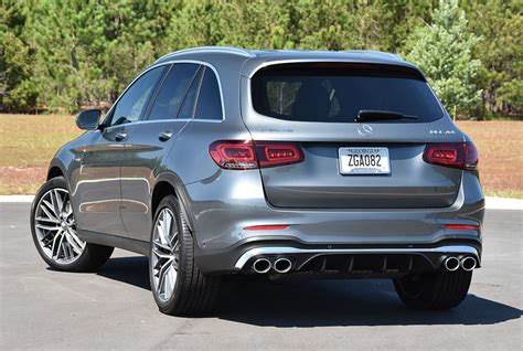 Mercedes me is the ultimate resource, putting control of your vehicle in the palm of your hand. 2020 Mercedes-AMG GLC 43 Review & Test Drive : Automotive ...
