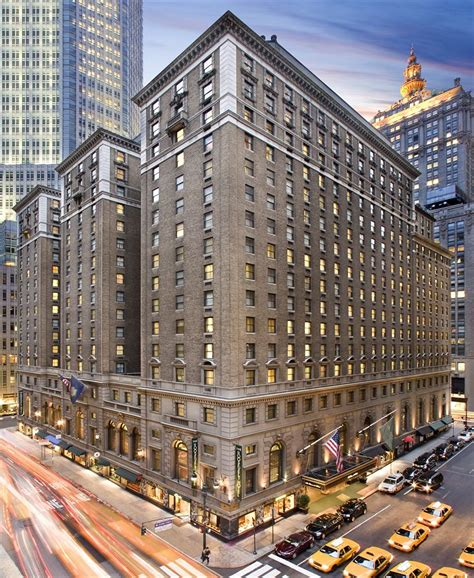 the roosevelt hotel new york city new york hotels com