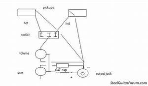 Wiring Diagram    The Steel Guitar Forum