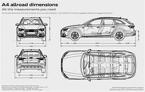 Dimension Audi A4 : audi a4 allroad quattro audi uk ~ Medecine-chirurgie-esthetiques.com Avis de Voitures