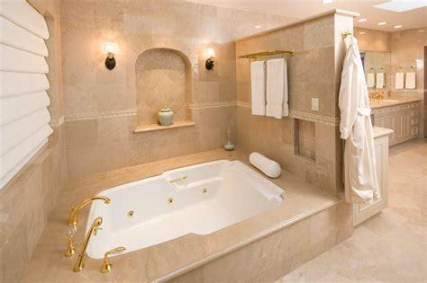 majestic adobe spa  bathroom mediterranean