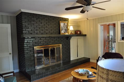 small living room paint color ideas white brick fireplace makeover designs loversiq