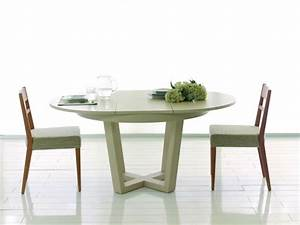 table a manger moderne avec rallonge idee deco cuisine With deco cuisine avec table de salle a manger moderne avec rallonge