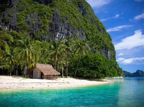 bacuit bay el nido palawan philippines islands lagoons