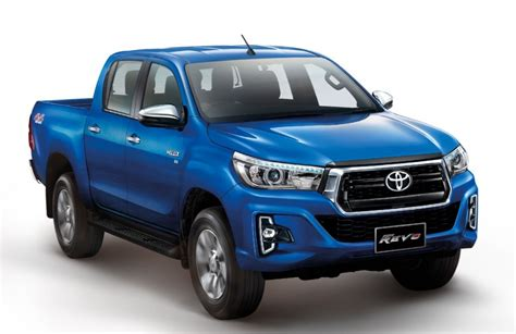 toyota thailand toyota hilux revo double cabin 4x4 auto and manual