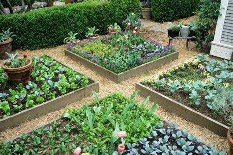 gorgeous raised bed garden ideas  forgardening
