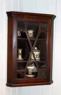 wall mounted corner cabinet small mahogany wall mounted corner cabinet antiques atlas