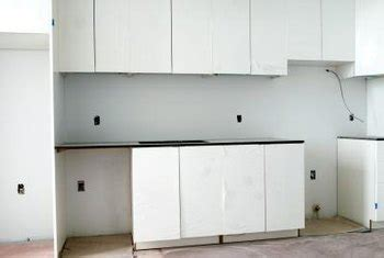 kitchen receptacle heights home guides sf gate
