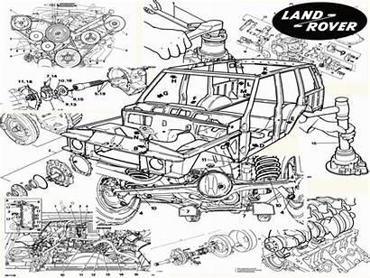 Range Rover 1986 Manual 1994 Workshop Parts