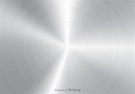 brushed aluminium vector background   vector