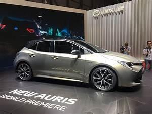 Avis Toyota Auris Hybride : toyota auris 3 essais fiabilit avis photos prix ~ Gottalentnigeria.com Avis de Voitures