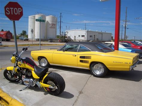 Conquest Customs __ Another Musclecar / Ams Musclebike Duo