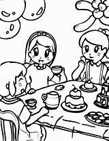 Coloring Tea Birthday Boston Printable Ausmalbilder Annie Apple Template Malvorlagen Konabeun Popular Xyzcoloring Coloringhome sketch template