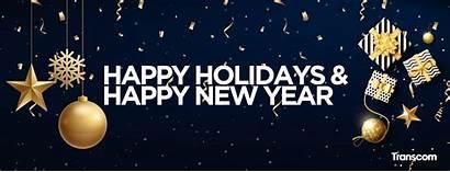 Holidays Happy Holiday Christmas English 2021 Transcom