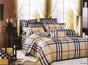 King Size Bettwäsche : burberry bettw sche g nstig billig gut preiswert king size baumwolle bed set 6 teilig dream ~ Watch28wear.com Haus und Dekorationen
