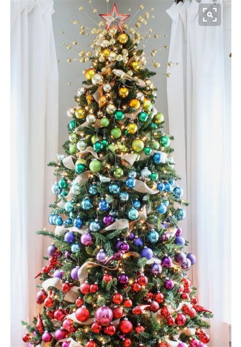 quirky christmas tree ideas      festive