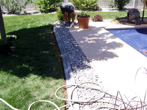 pool landscaping with rocks landscaping with rocks around pool 187 design and ideas