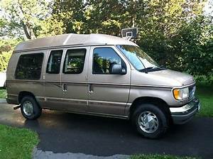 Buy Used 1996 E150 Ford Econoline High Top Conversion Van