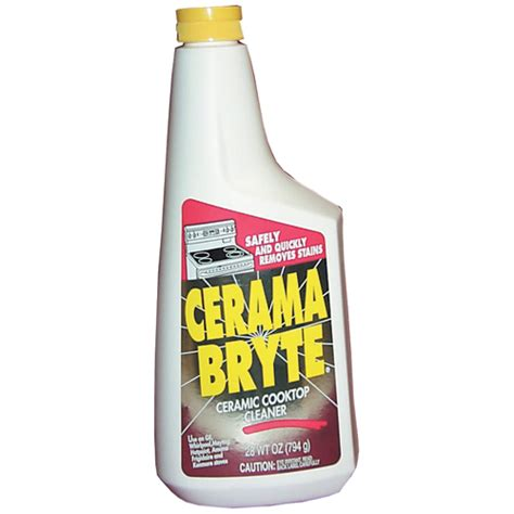 ceramic cooktop cleaner cerama bryte 20928 2 ceramic cooktop cleaner