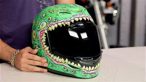 Icon Airmada Sensory Helmet Review At Revzilla.com