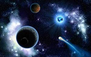Real Planets From Space - Pics about space