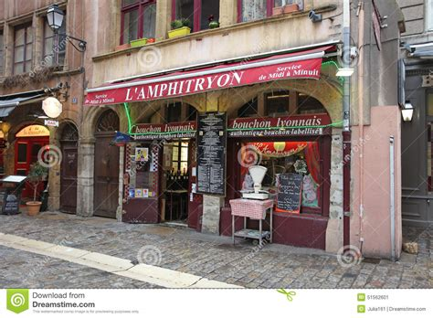 la cuisine restaurant lyon restaurant bouchon in lyon editorial photo image