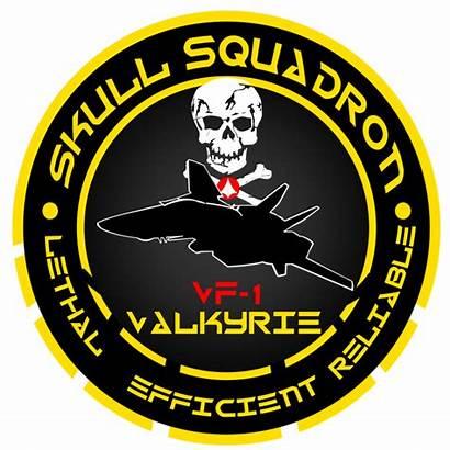 Skull Squadron Robotech Macross Vf Order Atlasmaximus