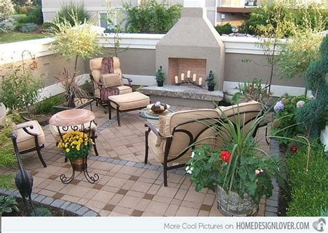 15 traditional courtyard gardens decoration for house