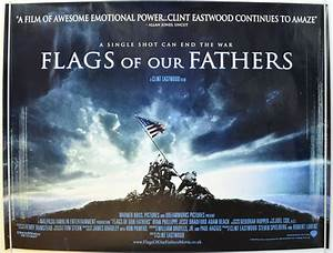 Flags Of Our Fathers - Original Cinema Movie Poster From ...