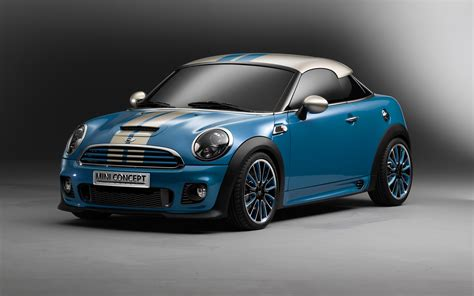 Mini Cooper Coupe Concept Wallpaper