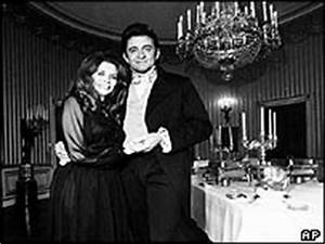 Johnny Cash Funeral   Johnny Cash and June Carter Cash in ...