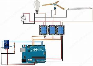 Arduino Uno Wifi Circuit Diagram