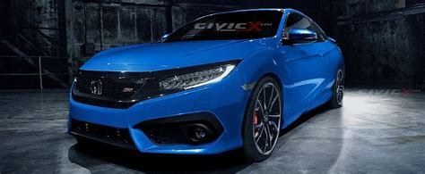 2017 Honda Civic Si Goes Turbo at 2016 Los Angeles Auto ...
