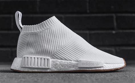 adidas nmd city shock putih adidas nmd city sock gum pack 2017 restock sneaker bar