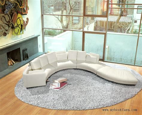 Living Room Settee Furniture by Luxury Villa Sofa Set Top Leaher Settee Flow Water