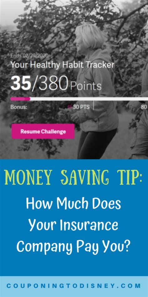 How much does individual health insurance cost? Money Saving Tip - How Much Does Your Insurance Company Pay You? in 2020 | Saving tips, Saving ...