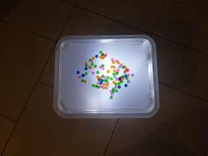 Jeton Loto Gifi : table lumineuse chez cyrille tables sensorielles table lumineuse table et ecole petite section ~ Melissatoandfro.com Idées de Décoration