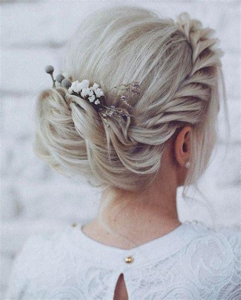 Die besten 17 Ideen zu Hochzeitsfrisuren auf Pinterest