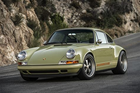 Porche Singer by Porsche 911 Manchester By Singer Vehicle Design