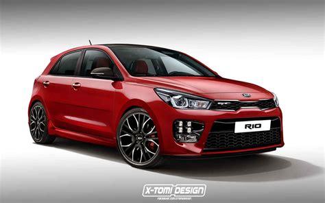2018 Kia Rio Gt Specs, Price And Release Date New