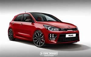 Rio Autos : 2018 kia rio gt specs price and release date new concept cars ~ Gottalentnigeria.com Avis de Voitures