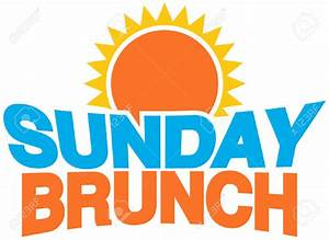 Sunday Brunch Clipart (17+)