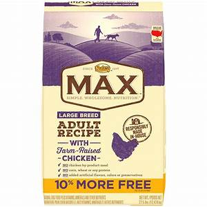 nutro max large breed adult chicken dog food petco With nutro max large breed dog food