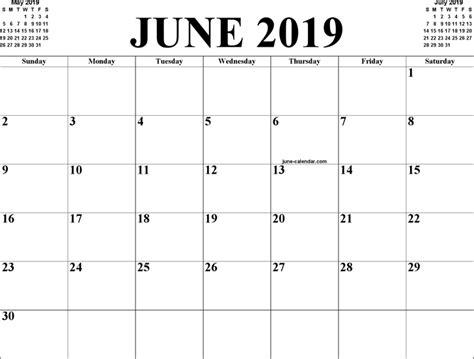 june calendar printable calendar yearly
