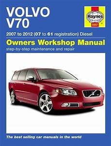 Volvo V70  U0026 S80 Service And Repair Manual